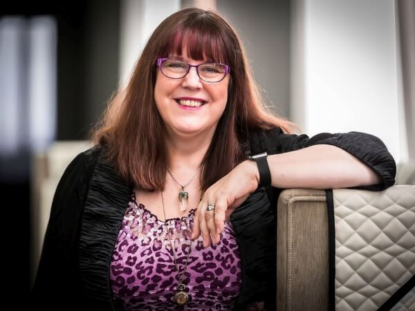 Tina Taylor,  Master Trainer of NLP and Clinical Hypnotherapist